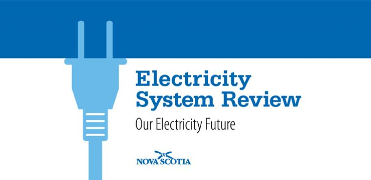 Electricity System Review - Our Electricity Future