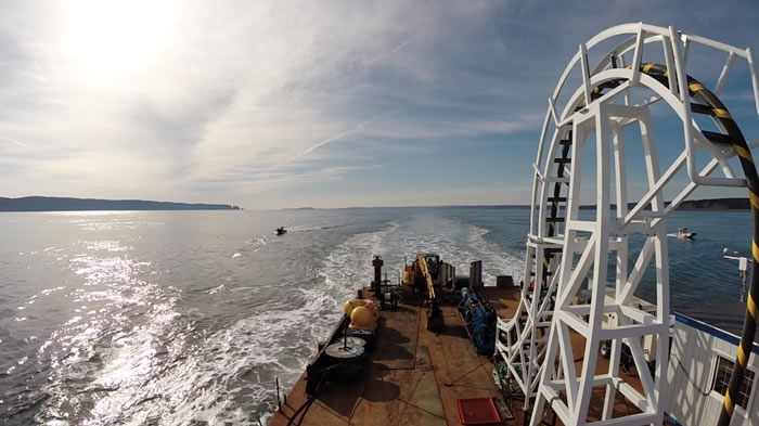 Top 10 Things You Need to Know About Tidal Energy in Nova Scotia - Cable Barge